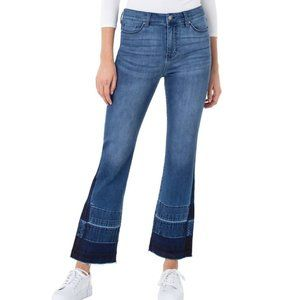 Liverpool Lucy Kick Flare Jeans